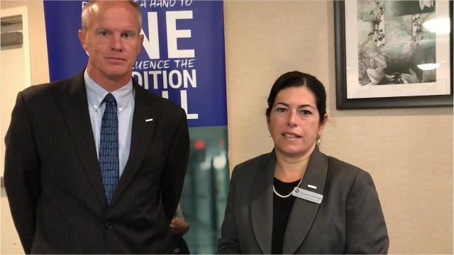United Way of Broome County celebrates its centennial this year.