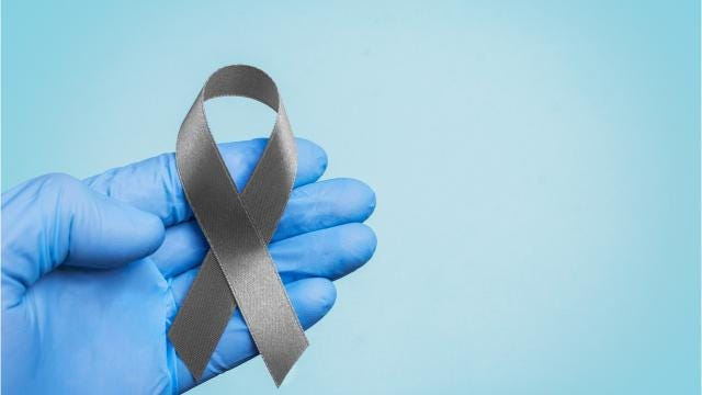 Glioblastoma, a rare form of brain cancer, can be difficult to treat.