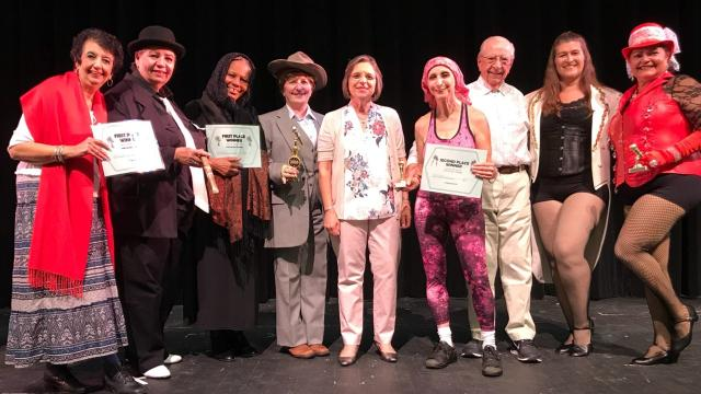 VIDEO: Winners stand out at the second annual Lip Sync Challenge
