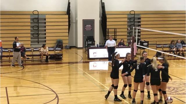 Video: Elmira volleyball's Kylie Lynch and team face Johnson City