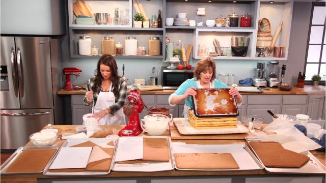 """Baked Euphoria owner Bonni Phelps and her daughter, Monique Chavez, competed on """"Bake it Like Buddy"""" on the Discovery Family channel. The episode will air on Nov. 24 at 9 p.m."""