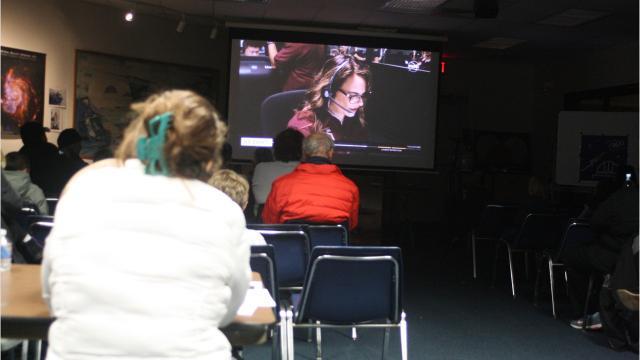 Kopernik Observatory & Science Center in Vestal streamed the landing of NASA's latest Mars Mission, InSight, on Nov. 26.