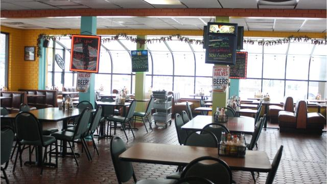 El Pulpo Mexican Restaurant & Grill is located on 1108 Upper Front Street in Binghamton.