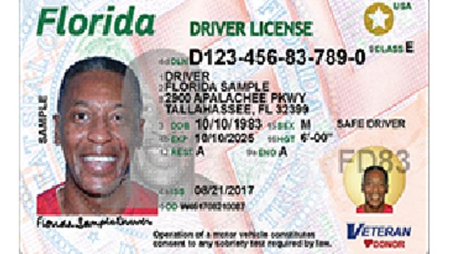 florida drivers license test near me
