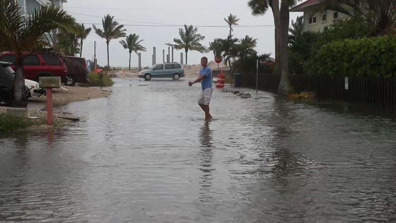 How Tropical Storm Emily Snuck Up On Southwest Florida