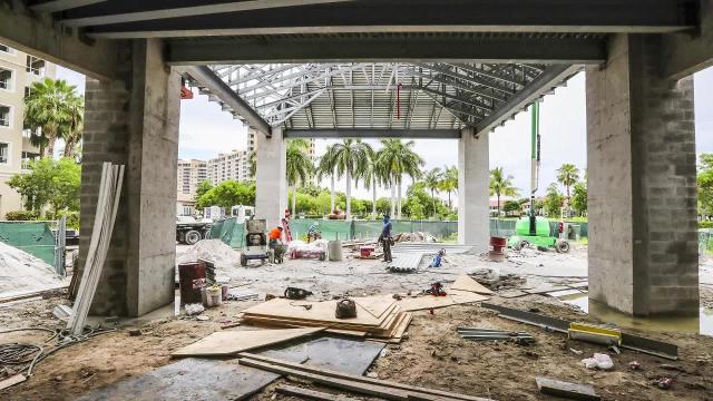 $15 million Tarpon Point Ballroom at Cape Coral's Westin resort to debut