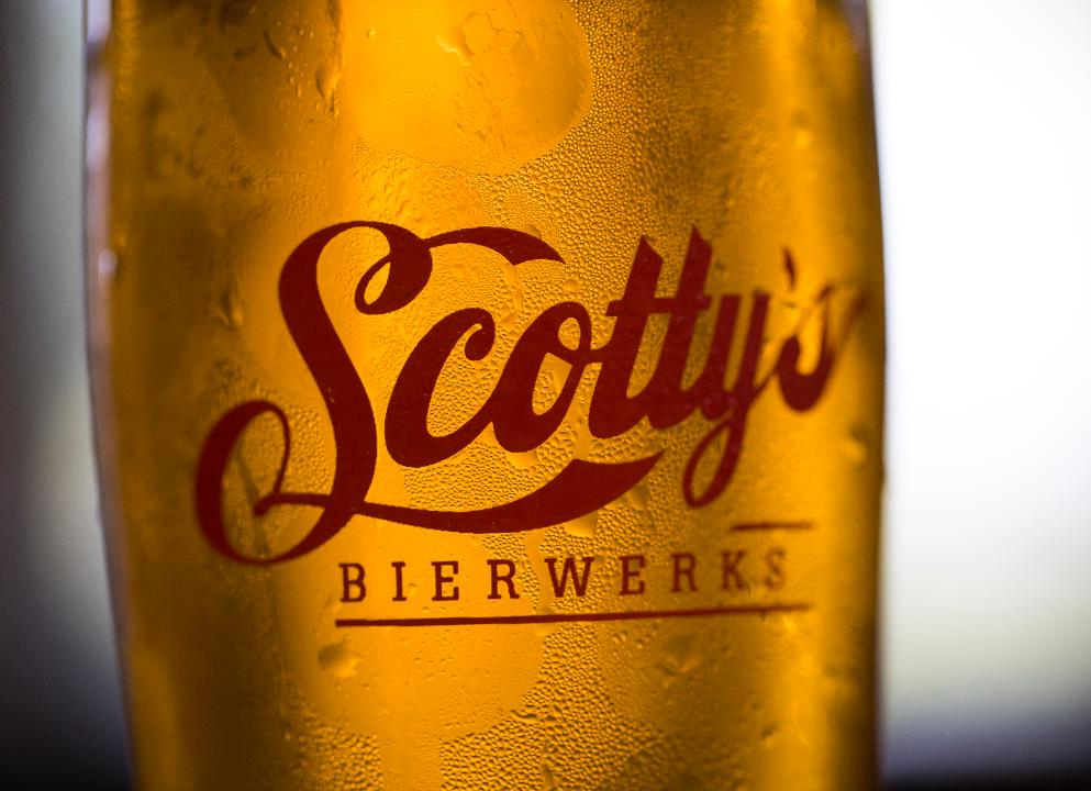 Scott Melick, owner of Scotty's Bierwerks, opened his Cape Coral brewery in early 2017. He's been a home brewer since 1989.