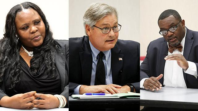 Fort Myers Mayoral Candidates 2017