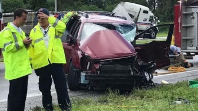 A look at fatal vehicle crash statistics in Southwest Florida in 2017.