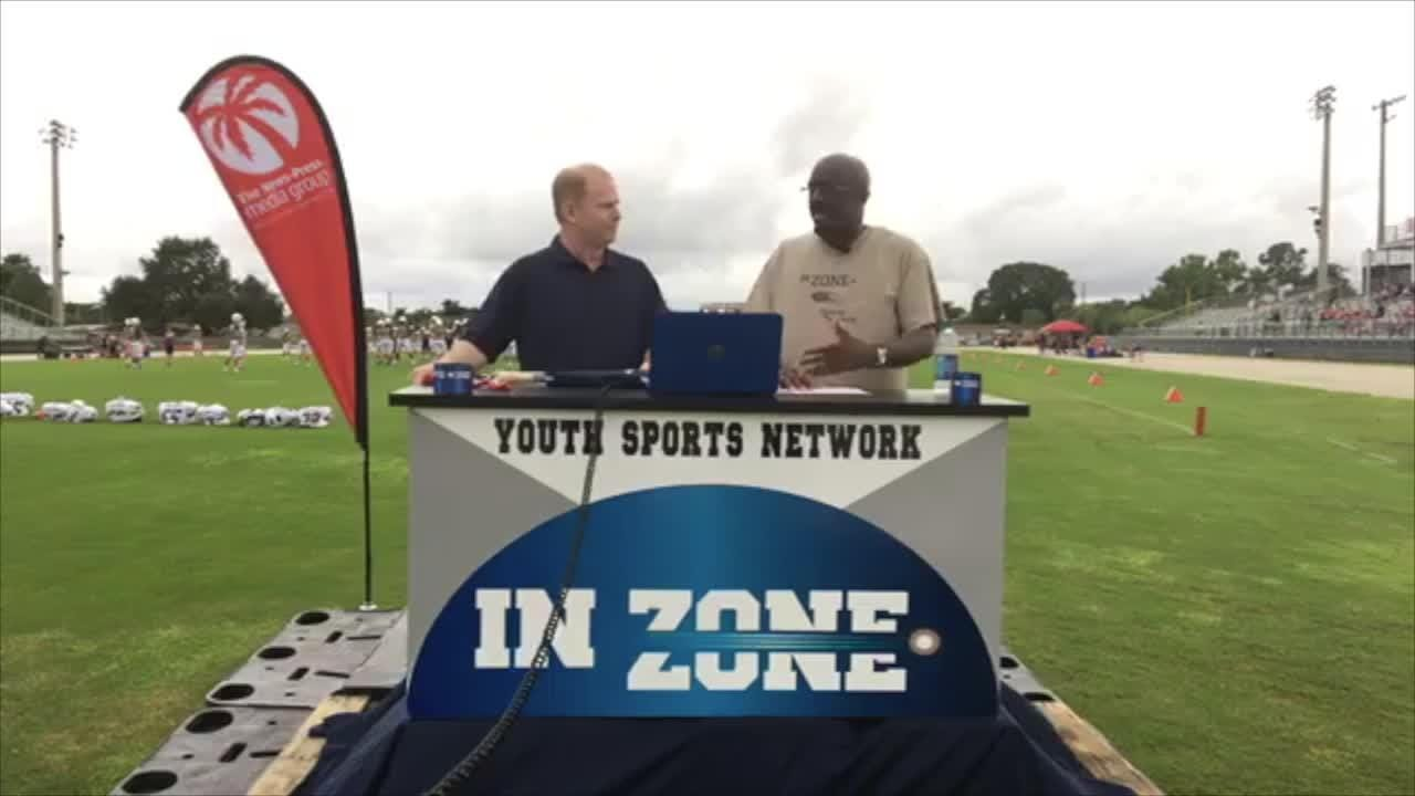 Week 1: Pregame show at North Fort Myers