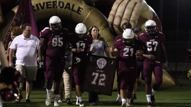 Highlights of Palmetto Ridge at Riverdale High School Football