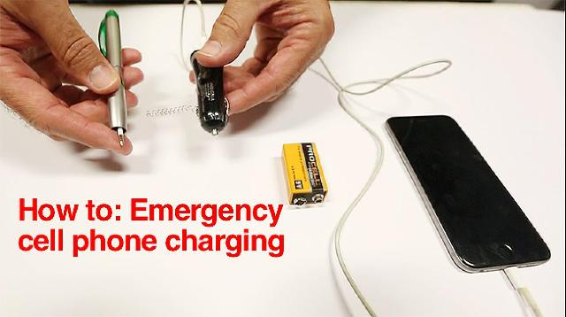 Hurricane Irma: How to charge cell phone in an emergency