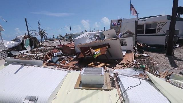 Hurricane Irma: Islamorada residents 'There's something about the Keys'