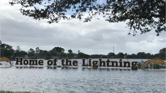 The Lehigh Acres community is in desperate need to return to normalcy. That begins Friday when the Lightning host Lakewood.
