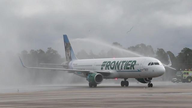Frontier brings more flights to SWFL skies