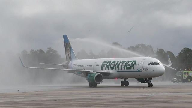 Frontier brings more flights to SWFL skies