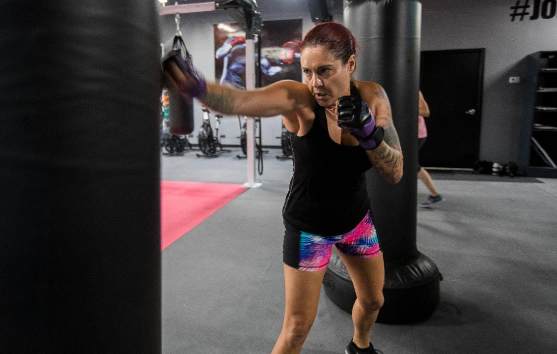 Cape Coral fight club: All the benefits of training to fight without  getting hit.
