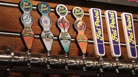 Behind The Brewery: Fat Point Brewing in Punta Gorda