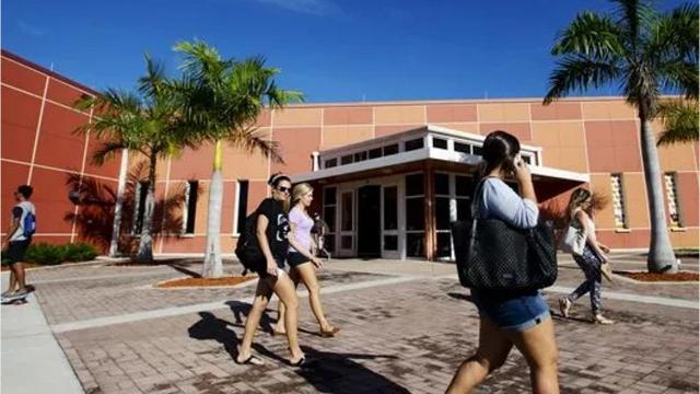 FGCU President Michael Martin was quizzed about the school's 23 percent four-year graduation rate at a meeting of the Lee Legislative delegation.