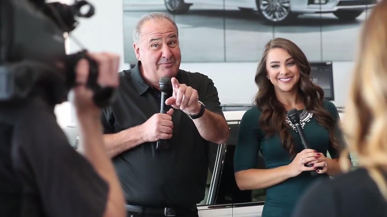 Billy Fuccillo Names McKinzie Roth New Fuccillo Kia TV Commercial Sidekick