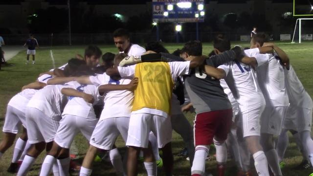 Cape Coral continued a strong start to their 2017-18 boys soccer season with a 9-1 defeat of Lemon Bay on Thursday. Here's a look at the highlights.