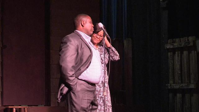 Storytellers: Mildred and Pastor Mike Barnes