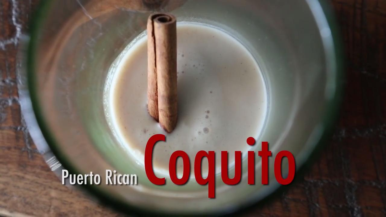 Learn to make Coquito, Puerto Rico's take on eggnog, with help from Wanda Lopez, who runs the SWFL Foodies Facebook group. She was at Big Blue Brewing in Cape Coral showing us how she makes her Coquito.