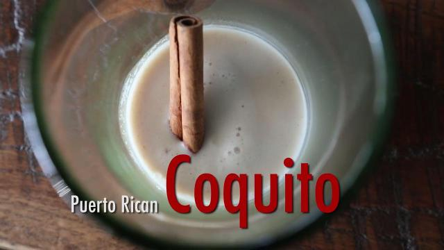 Coquito: A taste of the island