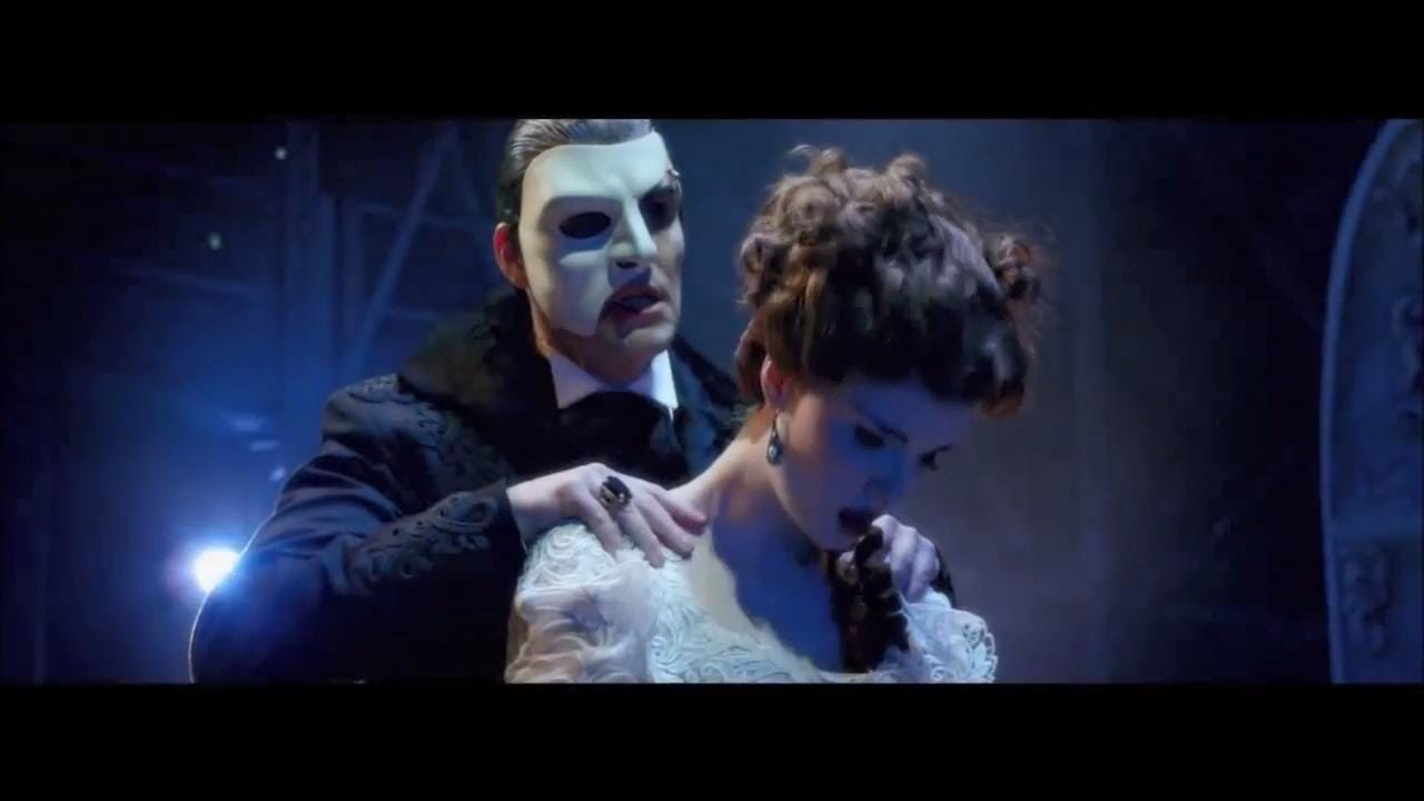 Watch the official trailer for 'Love Never Dies,' the sequel to the musical 'The Phantom of the Opera.' The first U.S. tour visits Barbara B. Mann Performing Arts Hall from Dec. 5-10 in Fort Myers.