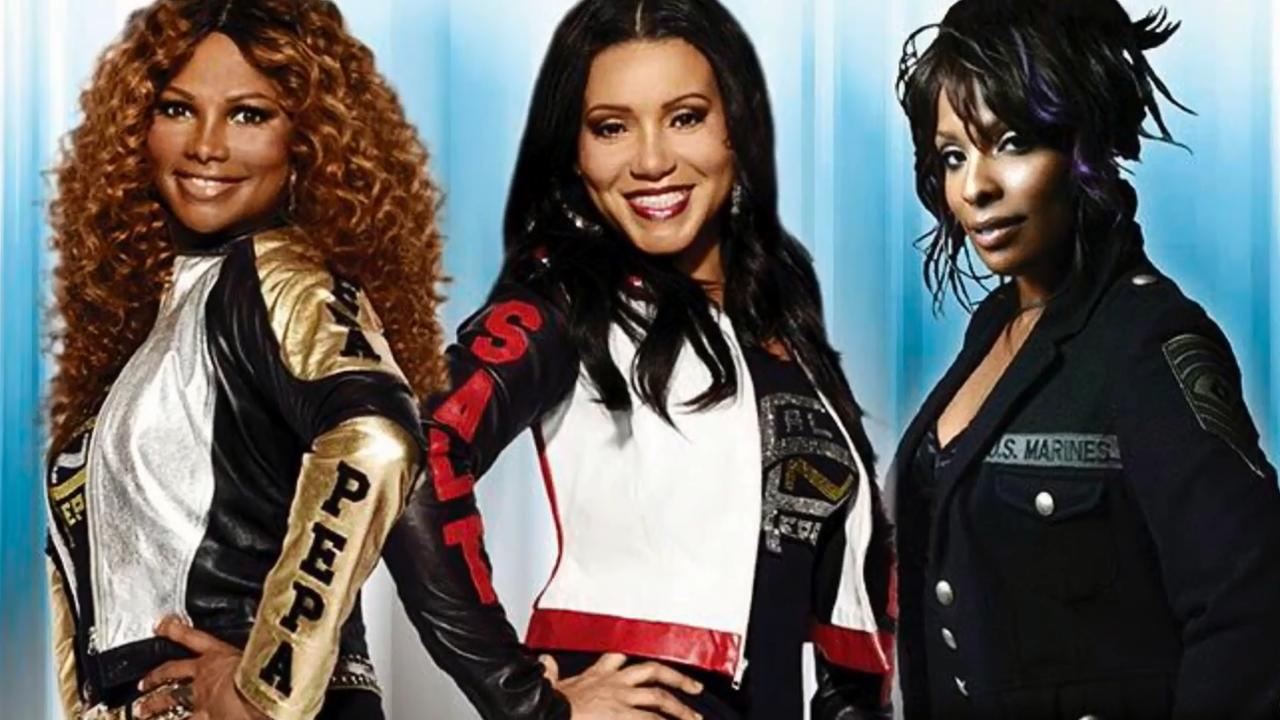 DJ Spinderella of Salt N Pepa talks about inspiring women in the 90s