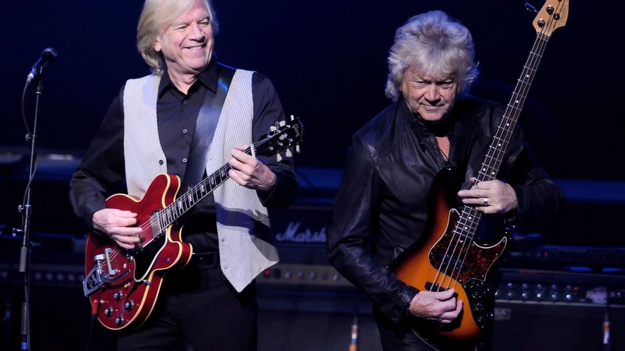 John Lodge of The Moody Blues discusses how he feels about getting inducted into the Rock & Roll Hall of Fame this April.