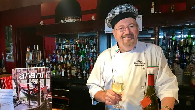 Dario Zuljani, chef-owner of Ariani, talks about his 36 years of restaurant success in Cape Coral. And makes his famous chicken Marsala.