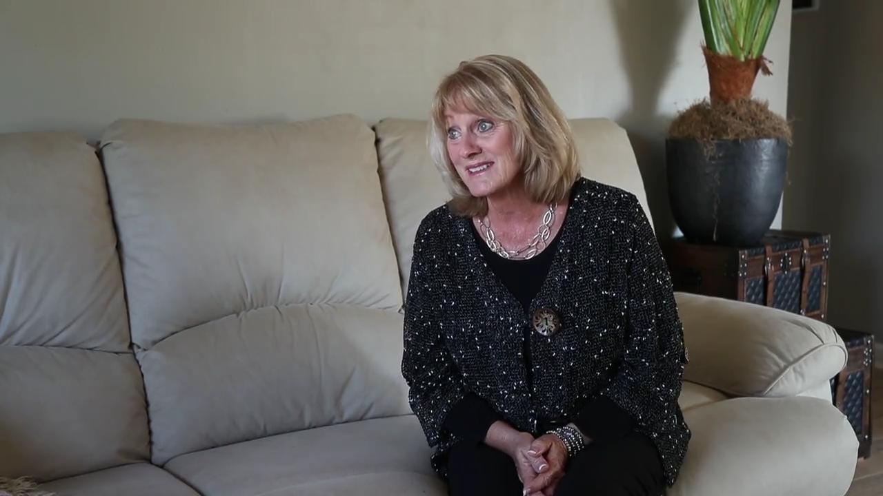 Sue Cesare on the recession