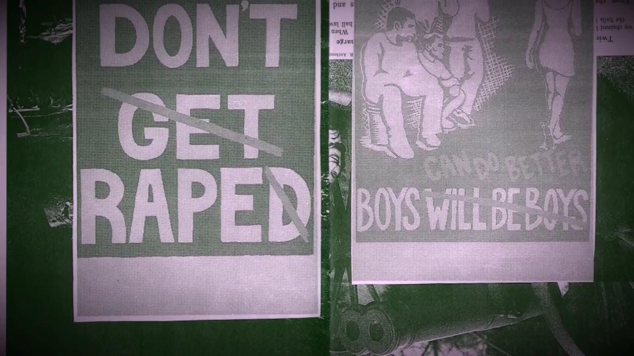 FGCU's new exhibit features zines and artists' books that take on rape and the U.S. culture that shames rape victims and also allows rapists to get away with their crimes.