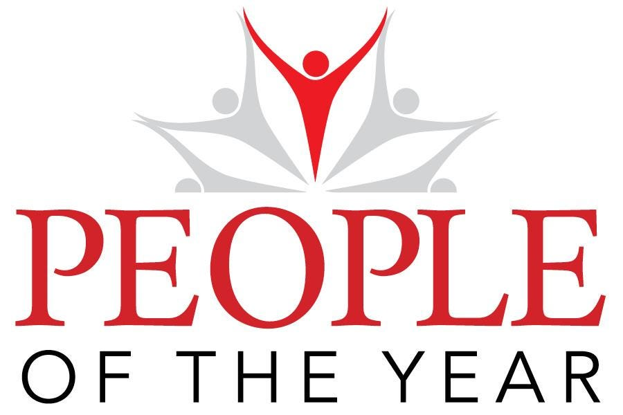 2017 People of the Year Award Winners