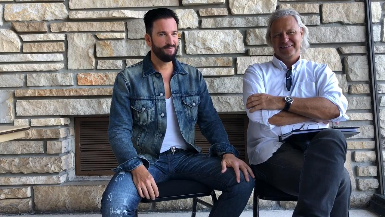German pop star Michael Wendler played his first-ever U.S. concert March 2 at Cape Coral's Yacht Club. Sitting in the club with friend Ulli Winckler, he talks about the show and his new life in Cape Coral. He moved to the city about two years ago.