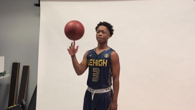 SFCA's Caleb Catto, Lehigh's Bershard Edwards and Canterbury's Berrick Jeanlouis are finalists for the News-Press Boys Basketball Player of the Year award.