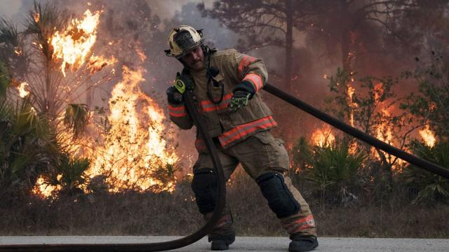 Wildfire season amps up during the spring and early summer.