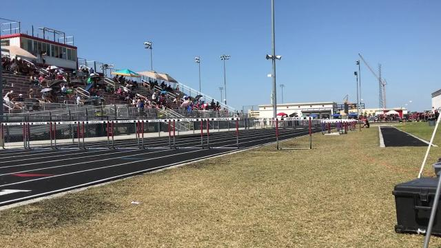 Fort Myers' boys and Dunbar's girls track teams take titles at the 4th Wolfpack Invite at South Fort Myers HS on Saturday,
