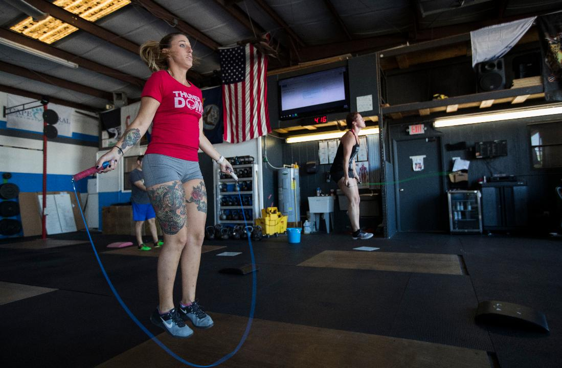 Nick Habich, a former U.S. Army Infantryman, found a similar structure and lifestyle to the Army in Cape Coral Crossfit. He became the primary owner of the franchise March 1.