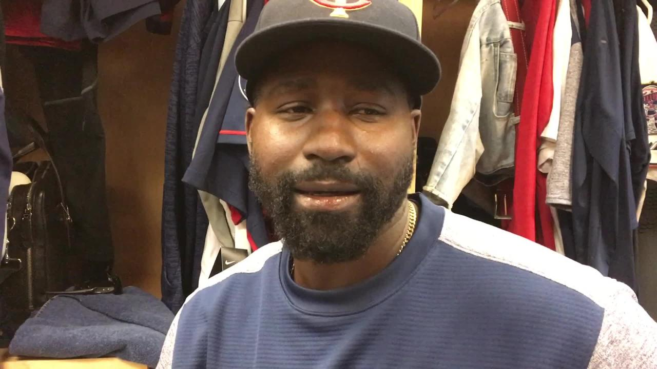 5df347149fe Tommy Watkins completes second rise to big leagues with Minnesota Twins