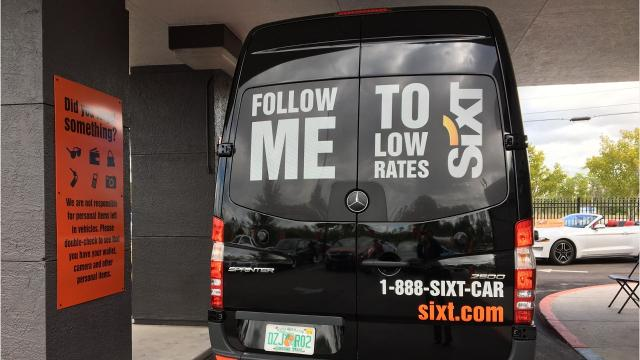 Sixt Rent A Car Opens Near Southwest Florida International Airport