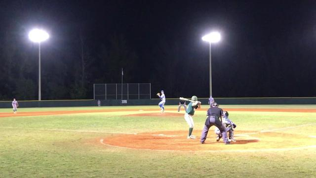 Matt McDade worked a two-hit shutout with seven strikeouts to help Cape Coral beat Island Coast in a district matchup.