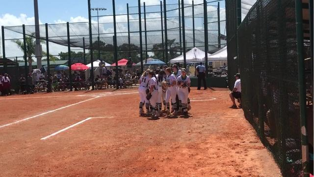 Pembroke Pines Charter outscored the Green Wave 4-0 over the final three innings to knock off the Green Wave 5-4.