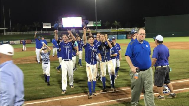 Canterbury's 6-1 victory in the 3A title game puts Cougars in exclusive company in Lee County and the state of Florida's history.