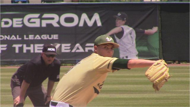 Cape Coral graduate and South Florida's Shane McClanahan goes 31st overall to the Rays in the 2018 MLB Draft