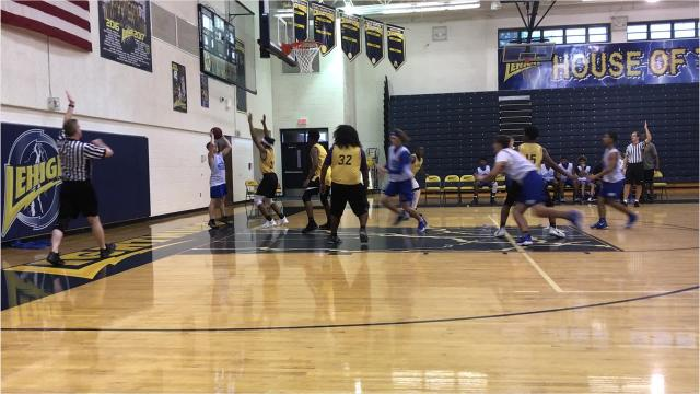 Action from the final day of the Lightning Summer Slam at Lehigh HS on Sunday.