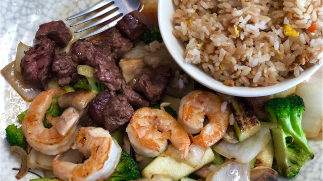 Hibachi of Japan already has three locations in Naples, and it just opened another in North Fort Myers. (Grace Speas/The News-Press)