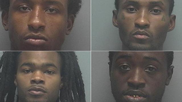Boyz in jail