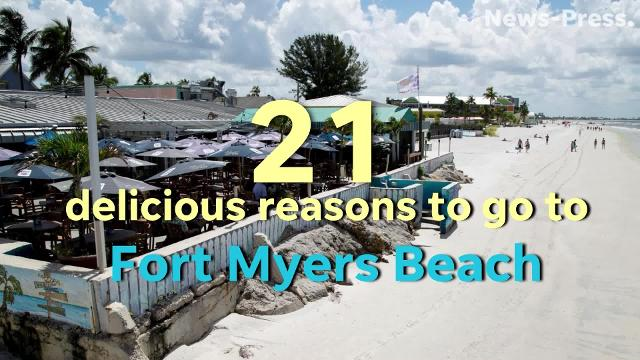 Video 21 Delicious Reasons To Go To Fort Myers Beach